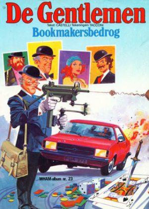 De Gentlemen 2 - Bookmakersbedrog