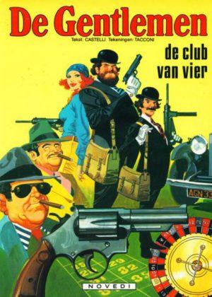 De Gentlemen 3 - De club van vier