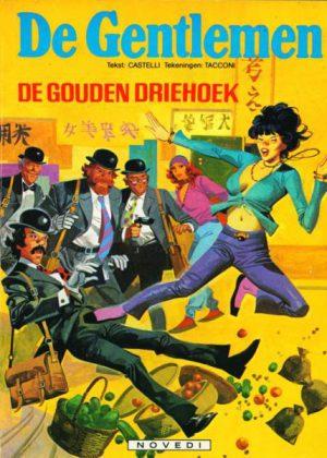 De Gentlemen 5 - De gouden driehoek