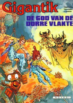 Gigantik - De God van de Dorre Vlakte