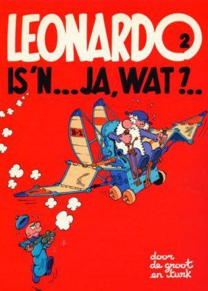 Leonardo 2 - Is 'n... ja, wat?.. (Oberon)