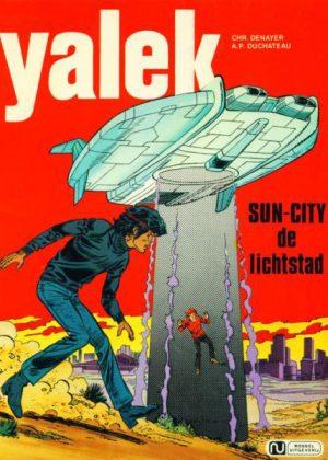 Yalek - Sun City de Lichtstad