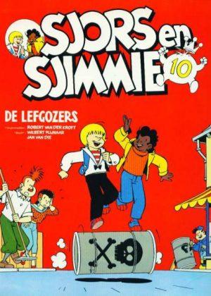Sjors en Sjimmie 10 - De Lefgozers