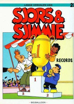 Sjors en Sjimmie 23 - Records