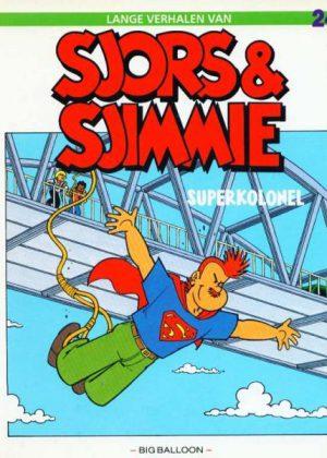 Sjors en Sjimmie 24 - Superkolonel