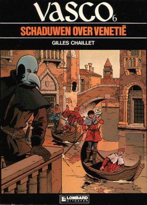 Vasco 6 - Schaduwen Over Venetië
