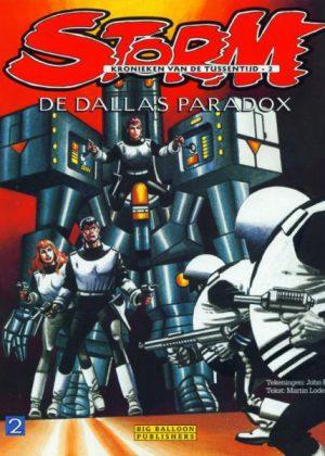 Trigië - De Dallas paradox (Big Balloon)