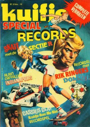 Super Kuifje Special - Records