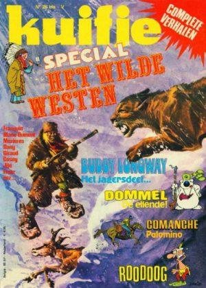 Super Kuifje Special - Het Wilde Westen
