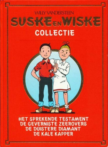 Suske en Wiske Collectie 14 (Hardcover)