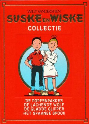 Suske en Wiske Collectie 21 - 2e hands (HC)