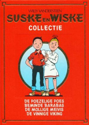 Suske en Wiske Collectie 23 (Hardcover) 2e hands