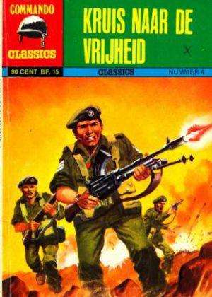 Commando Classics - Kruis naar de vrijheid