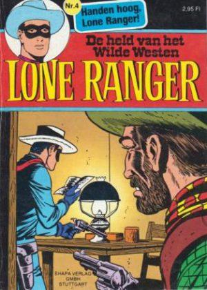 Lone Ranger - De brug over de canyon
