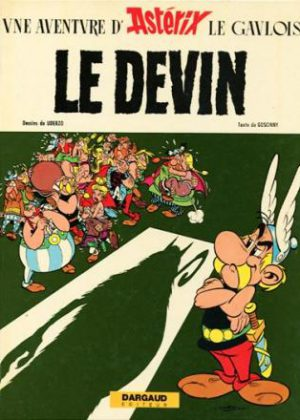 Asterix - Le Devin (Franstalig) (HC)