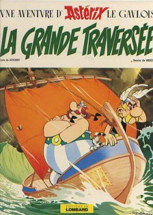 Astérix - La Grande Traversée (HC/FR) (Tweedehands)