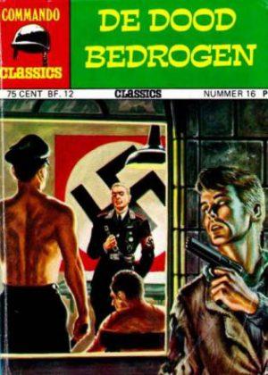 Commando Classics - De dood bedrogen