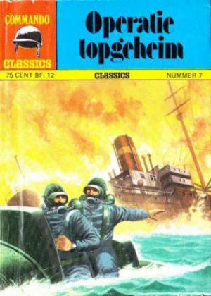 Commando Classics - Operatie Topgeheim