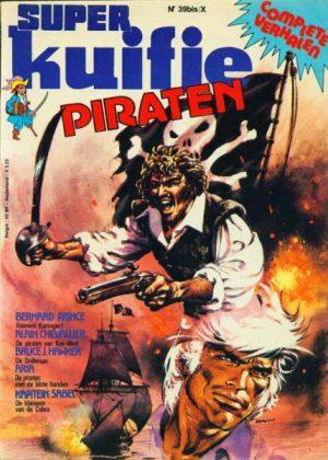 Super Kuifje - Piraten