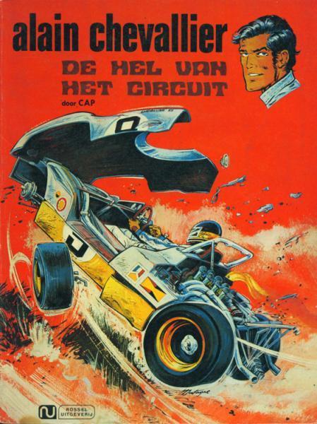Alain Chevallier 1 - De hel van het circuit