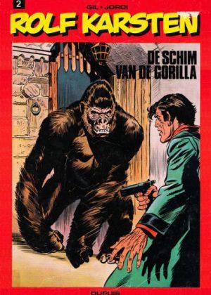 Rolf Karsten - De Schim van de Gorilla
