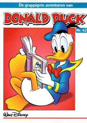 De grappigste avonturen van Donald Duck Nr. 42