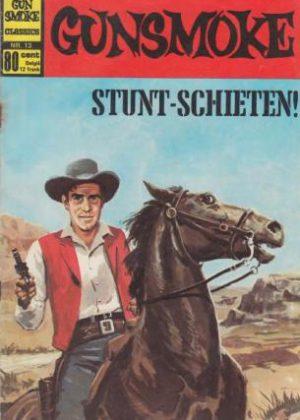 Gunsmoke classics - Stunt-schieten