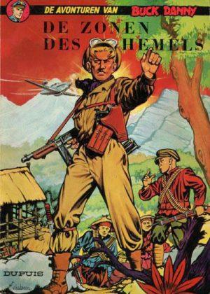 Buck Danny - De zonen des hemels (Nieuw)