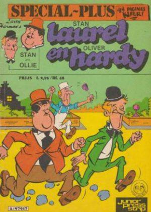 Laurel En Hardy - Special-Plus
