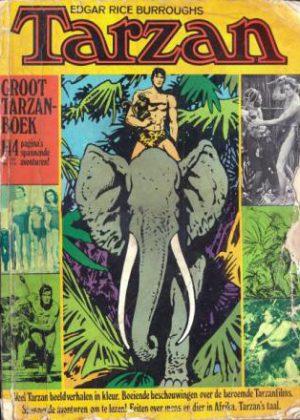 Groot Tarzan Boek