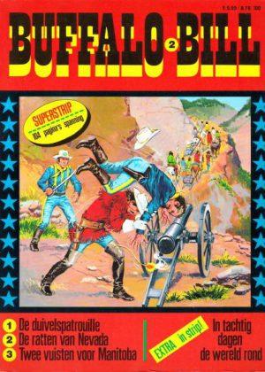 Buffalo Bill - Superstrip Nr.2