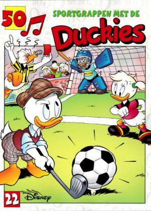 Sportgrappen met de Duckies