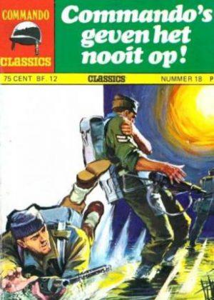 Commando Classics - Commando's geven het nooit op!
