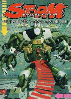 Storm - De robots van Danderzei (Nieuw)
