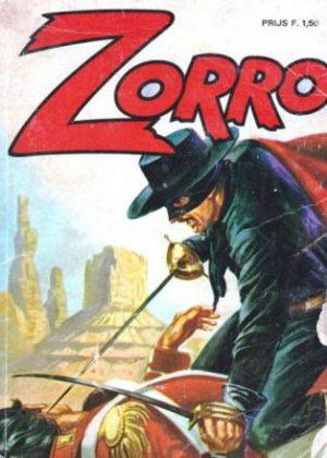 Zorro - De ruiters van satan