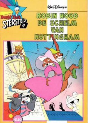Robin Hood - De Schelm Van Nottingham