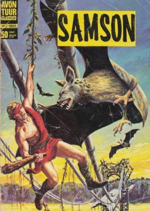 Samson - Een Duister geval