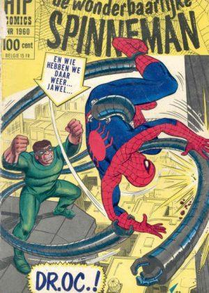 De Wonderbaarlijke Spinneman - Dr. Oc.!