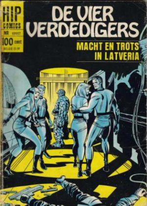De Vier Verdedigers - Macht En Trots In Latveria