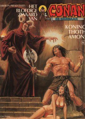 Conan 6 - Koning Thoth Amon!