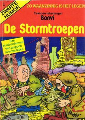 de stormtroepen 3 - Een Bombardement Van Grappen Over Het Leger!