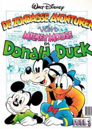 De zondagse avonturen van Mickey Mouse En Donald Duck - Deel 3