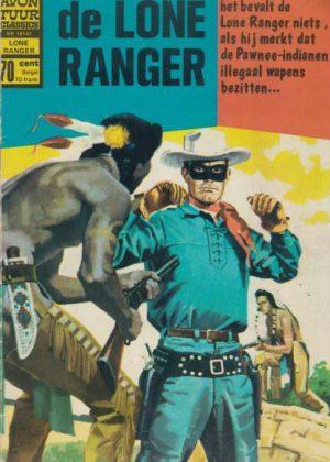 De Lone Ranger - Verboden Wapens