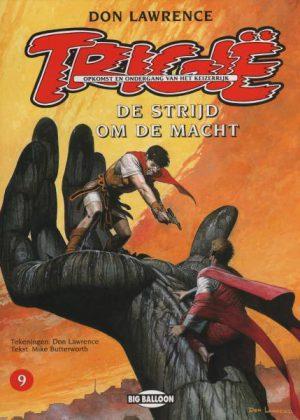 Trigië - De strijd om de macht (Geel) (Nieuw)