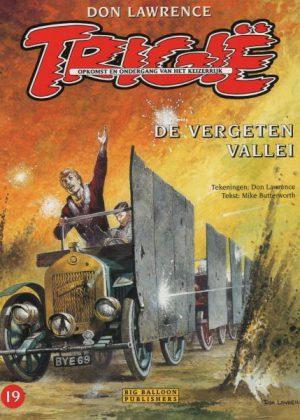 Trigië - De vergeten vallei (Nieuw)