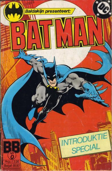 Batman - Introduktie Special
