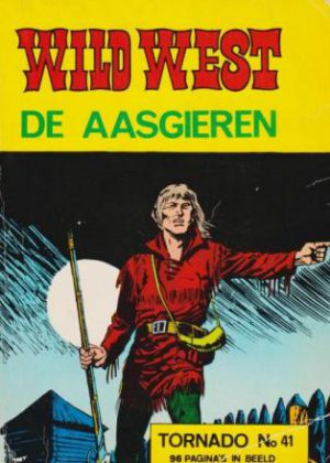 Wild West - De Aasgieren