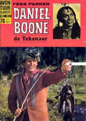 Daniel Boone - De tekenaar
