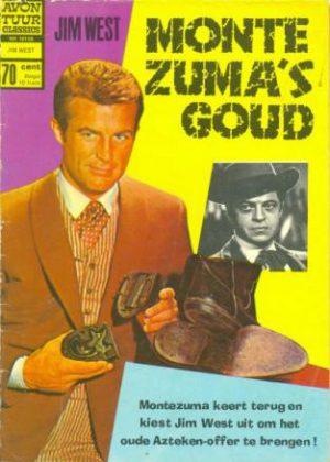 Jim West - Monte Zuma's Goud