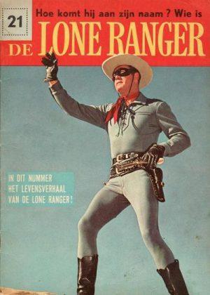 Het Levensverhaal van de Lone Ranger - 21